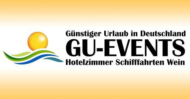 Günstiger Urlaub in Deutschland GU-Events Hotelzimmer Schifffahrten Wein